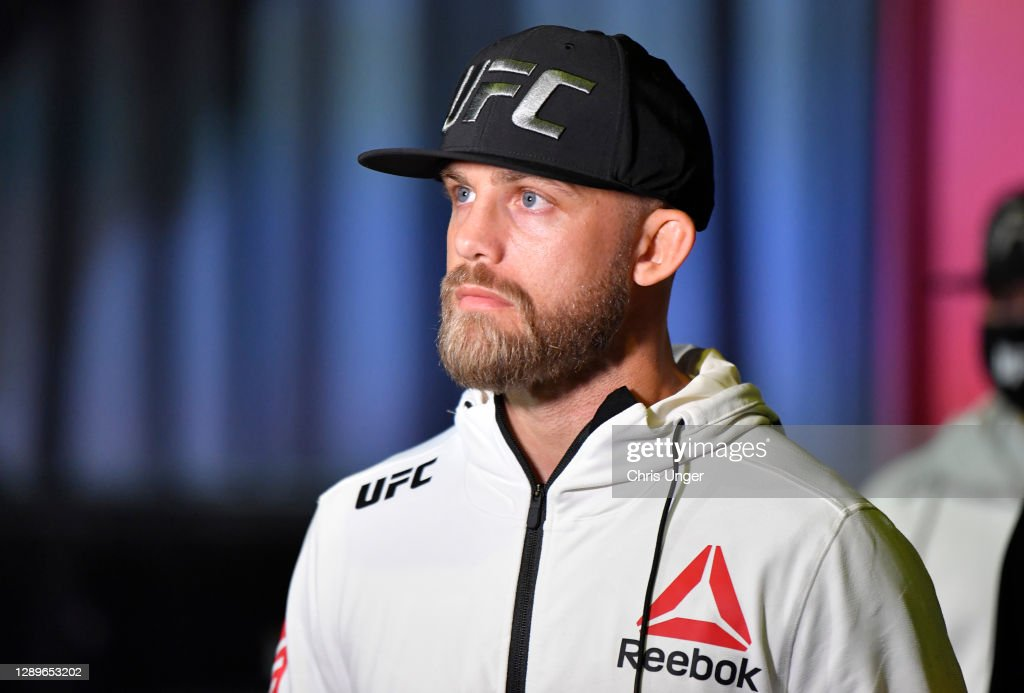 UFC Fight Night: Benitez v Jaynes : News Photo
