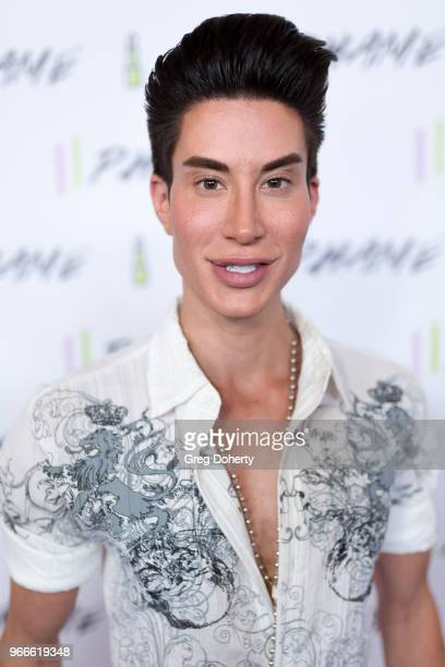 Justin Jedlica AKA 'The Human Ken Doll' attends the PHAME Expo 2018 on June 2 2018 in Los Angeles California