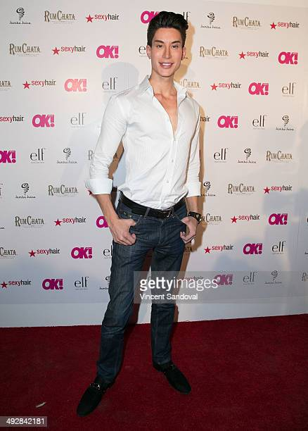 Justin Jedlica attends OK Magazine's 'So Sexy' LA event at Lure on May 21 2014 in Hollywood California