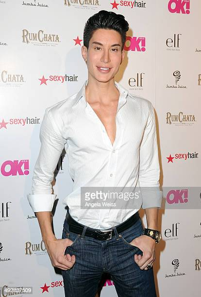 Justin Jedlica attends OK Magazine's So Sexy LA Event at LURE on May 21 2014 in Los Angeles California