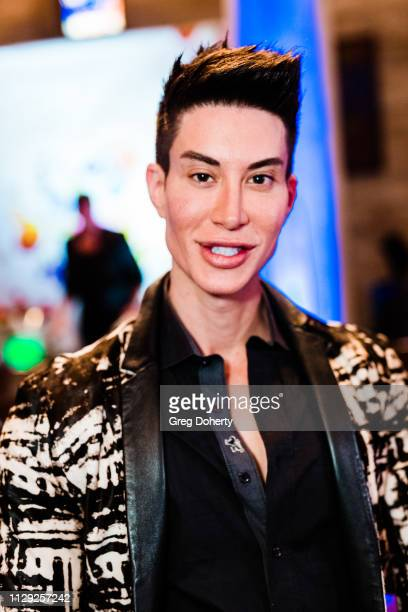 Justin Jedlica attends Sanctuary Fashion Week on March 7 2019 in Los Angeles California