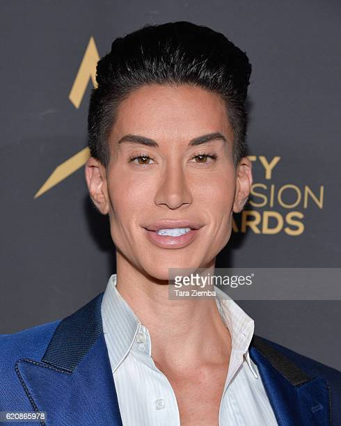 Justin Jedlica attends the 4th Annual Reality TV Awards at Avalon on November 2 2016 in Hollywood California