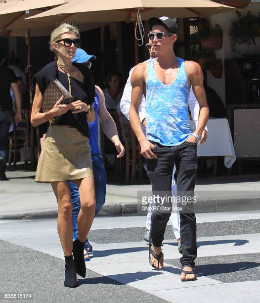 Justin Jedlica is seen on August 18 2017 in Los Angeles California