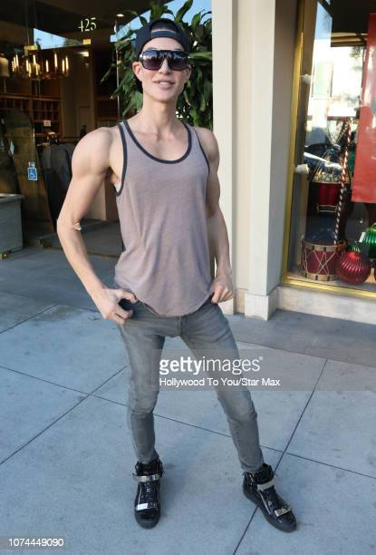 Justin Jedlica is seen on December 19 2018 in Los Angeles CA