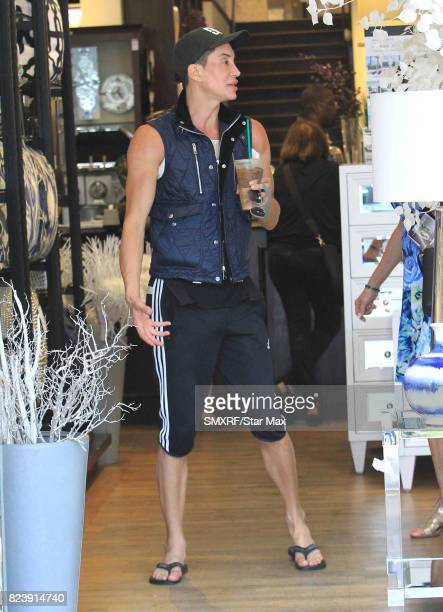 Justin Jedlica is seen on July 27 2017 in Los Angeles California