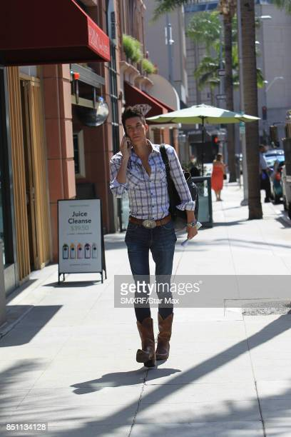 Justin Jedlica is seen on September 21 2017 in Los Angeles California