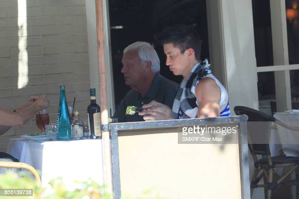 Justin Jedlica is seen on September 27 2017 in Los Angeles California