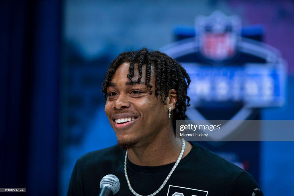 NFL Combine - Day 2 : News Photo