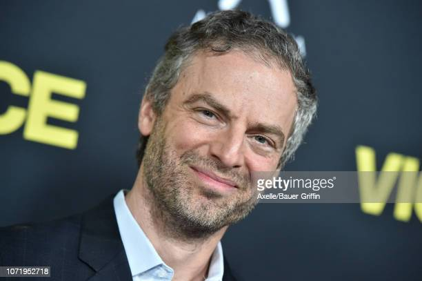 Justin Kirk attends Annapurna Pictures Gary Sanchez Productions and Plan B Entertainment's World Premiere of 'Vice' at AMPAS Samuel Goldwyn Theater...