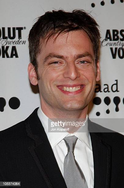 Justin Kirk during 15th Annual GLAAD Media Awards at Kodak Theatre in Hollywood California United States