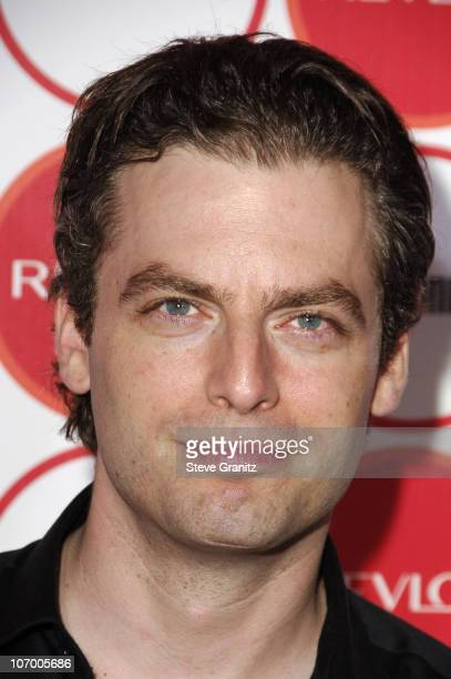Justin Kirk during Entertainment Weekly Magazine 4th Annual PreEmmy Party Arrivals at Republic in Los Angeles California United States