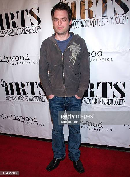 Justin Kirk during Junior Hollywood Radio Television Society Presents The 3rd Annual 'Young Hollywood' Holiday Party Arrivals at Privilege in Los...