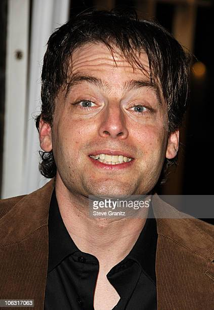 Justin Kirk during Los Angeles Premiere of Ask the Dust Arrivals at Egyptian Theater in Hollywood California United States
