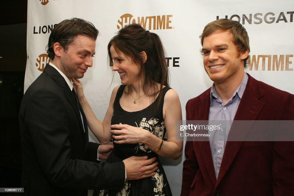 Showtime and Lionsgate Host Pre-Golden Globes Celebration