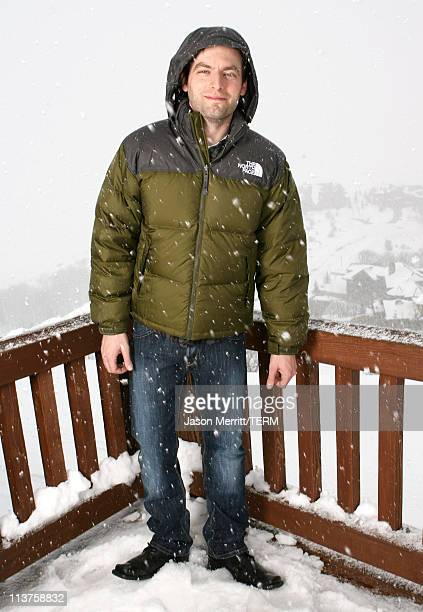 Justin Kirk with North Face at The North Face House *Exclusive Coverage*