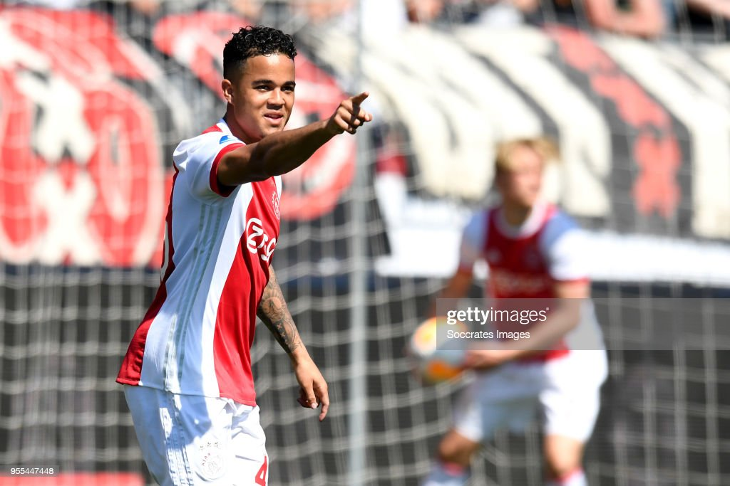 Excelsior v Ajax - Dutch Eredivisie : News Photo