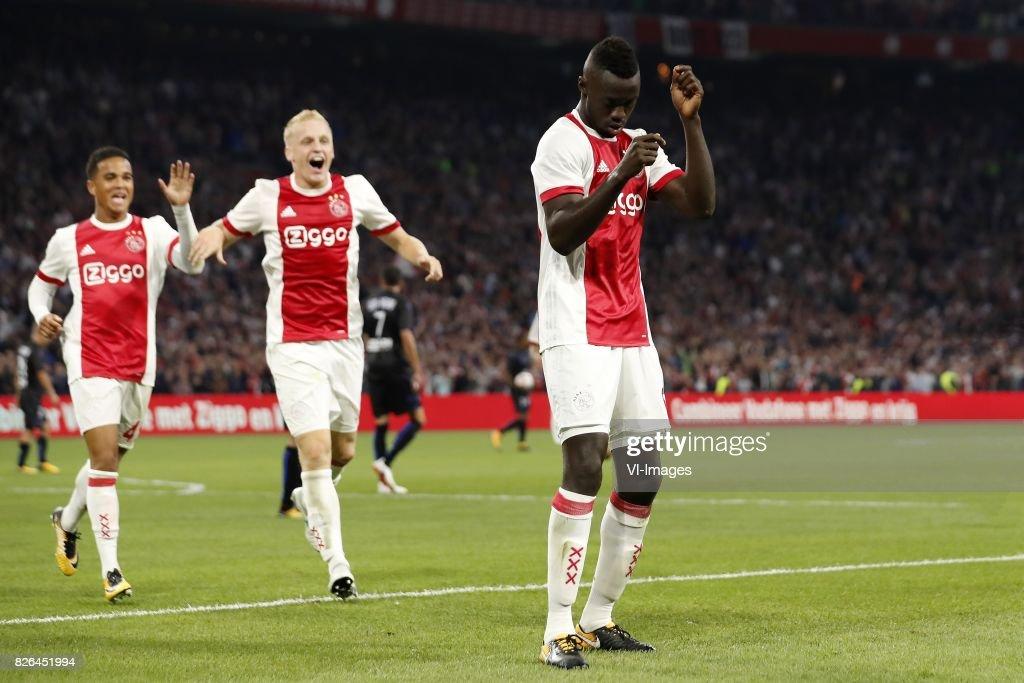 UEFA Champions League'Ajax v OGC Nice' : News Photo