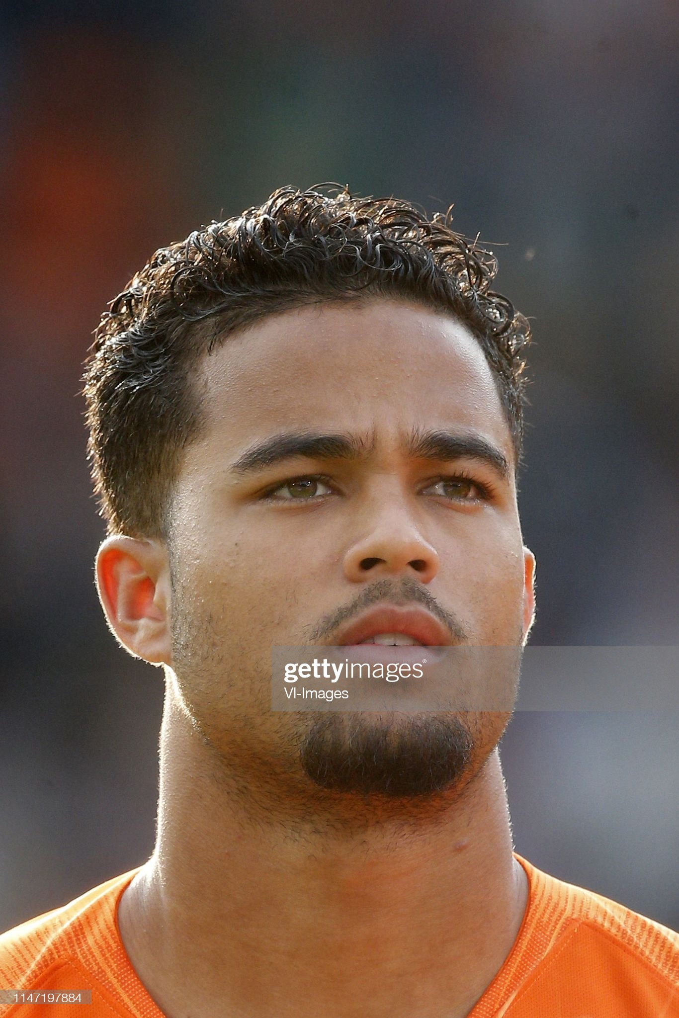 Raza negra y sus mezclas (Afrodescendientes) Justin-kluivert-of-holland-u21-during-the-international-friendly-picture-id1147197884?s=2048x2048