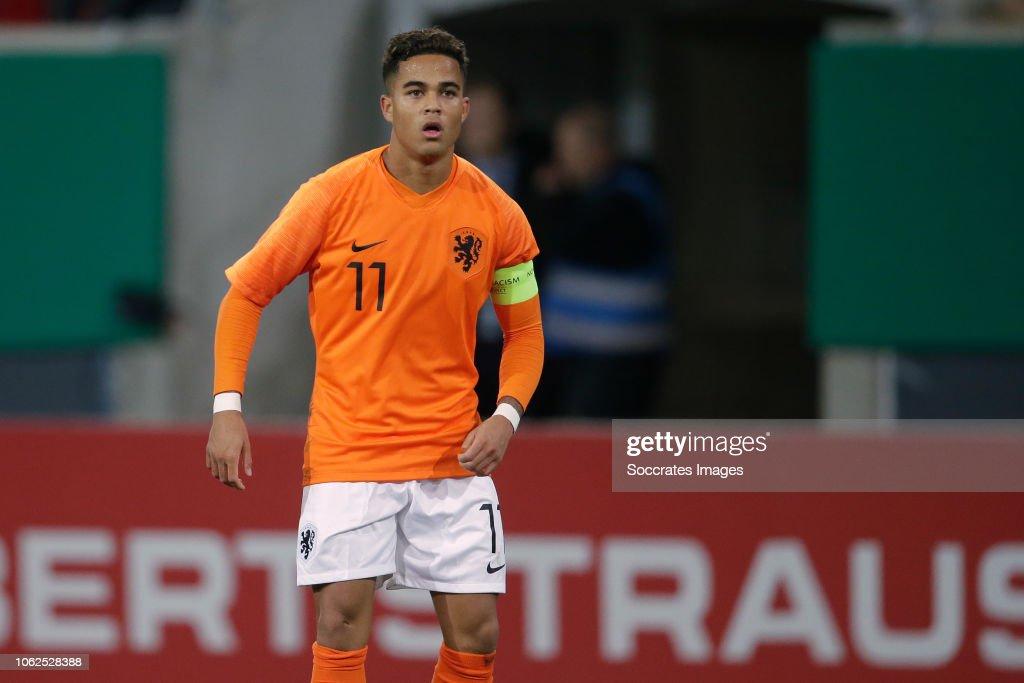 Germany U21 v Holland U21 : News Photo