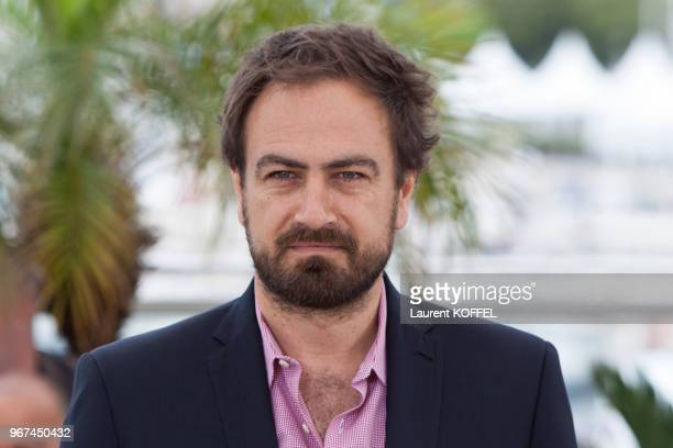 Justin Kurzel lors du photocall du film 'Macbeth' pendant le 68eme Festival du Film Annuel au Palais des Festivals le 23 mai 2015 Cannes France