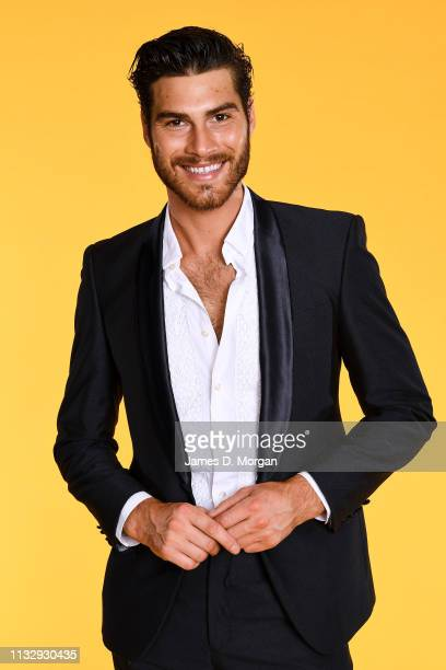 Justin Lacko poses for a portrait at the 2019 Australian LGBTI Awards at The Star on March 01 2019 in Sydney Australia
