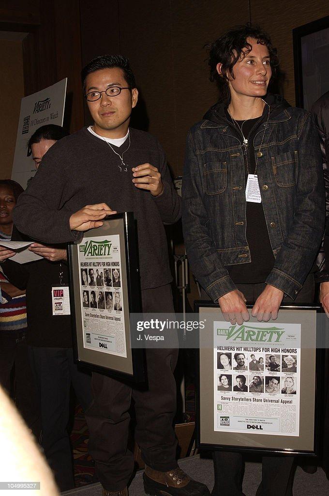 2002 Sundance Film Festival - Variety's Magazine Ten Directors To Watch