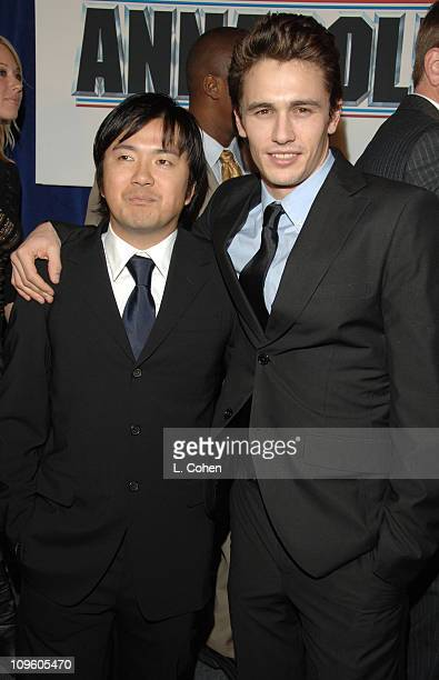 Justin Lin director of 'Annapolis' and James Franco