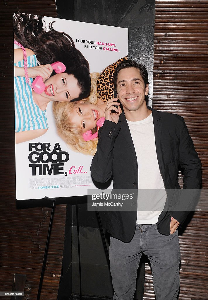 """For A Good Time, Call..."" New York Premiere - After Party"