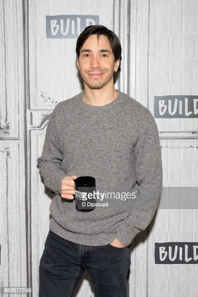 Justin Long attends the Build Series to discuss 'Lavender' at Build Studio on March 15 2017 in New York City