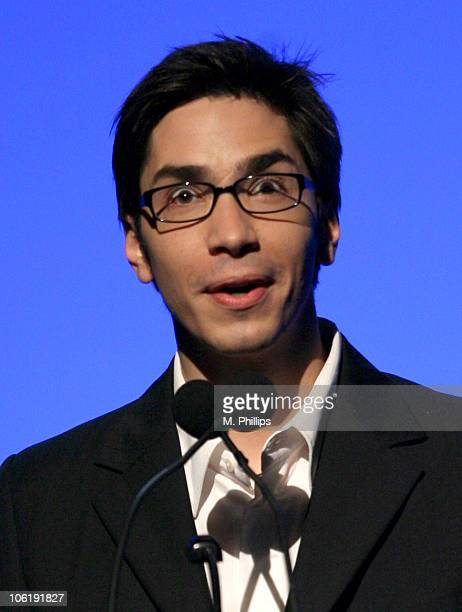 Justin Long host during Movieline's Hollywood Life 9th Annual Young Hollywood Awards Show at Henry Fonda Theater in Los Angeles California United...