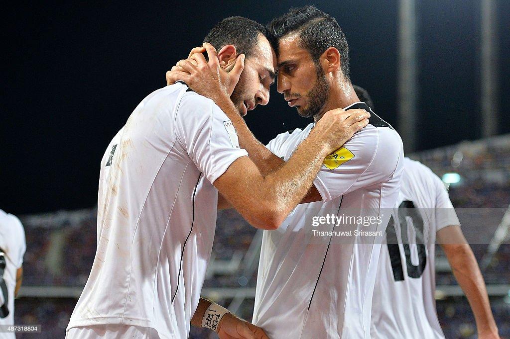 2018 FIFA World Cup Qualifier - Thailand v Iraq : News Photo