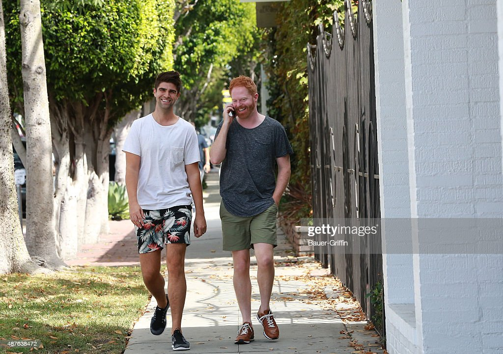 Celebrity Sightings In Los Angeles - September 10, 2015 : News Photo
