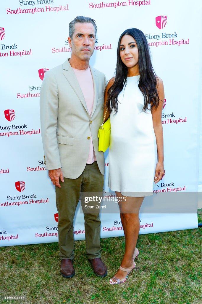Annual Summer Party Benefiting Stony Brook Southampton Hospital : News Photo