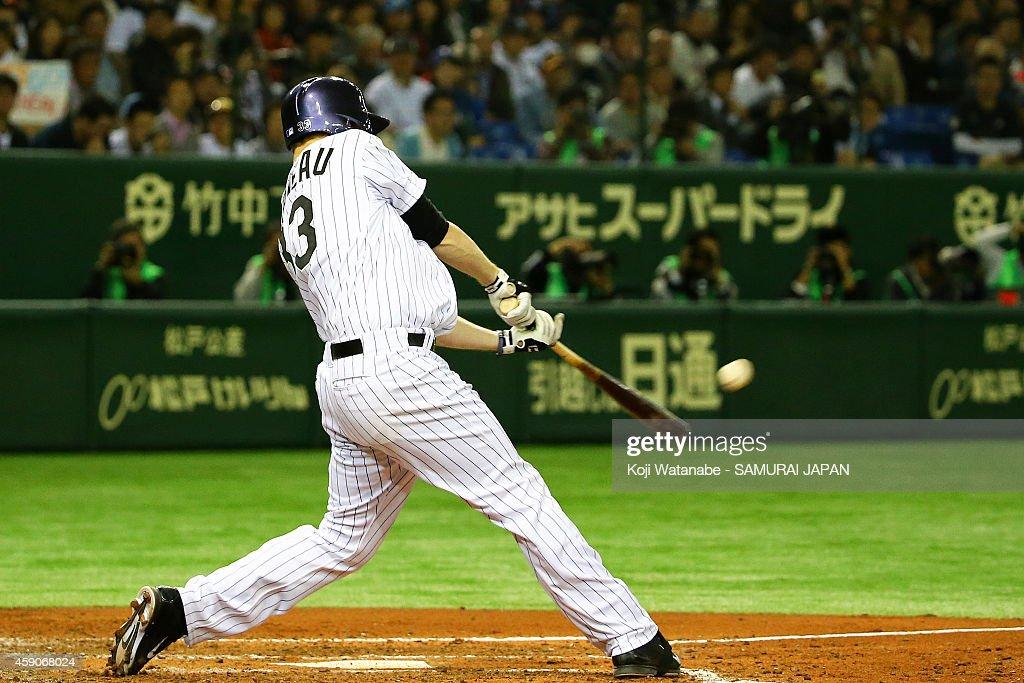 Samurai Japan v MLB All Stars - Game 4