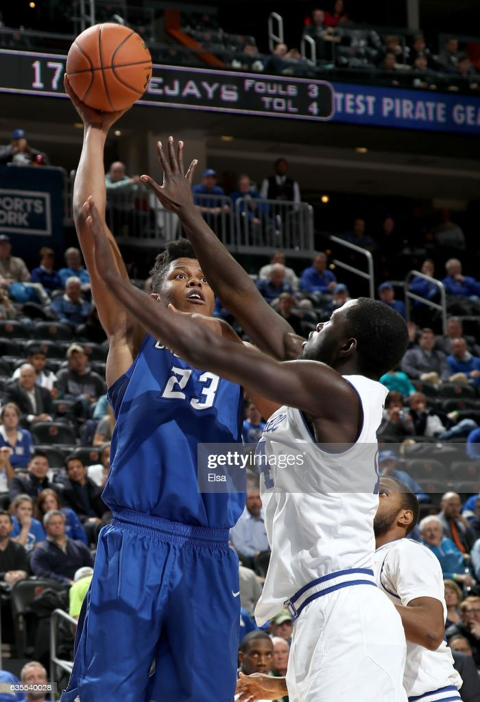 Creighton v Seton Hall : News Photo