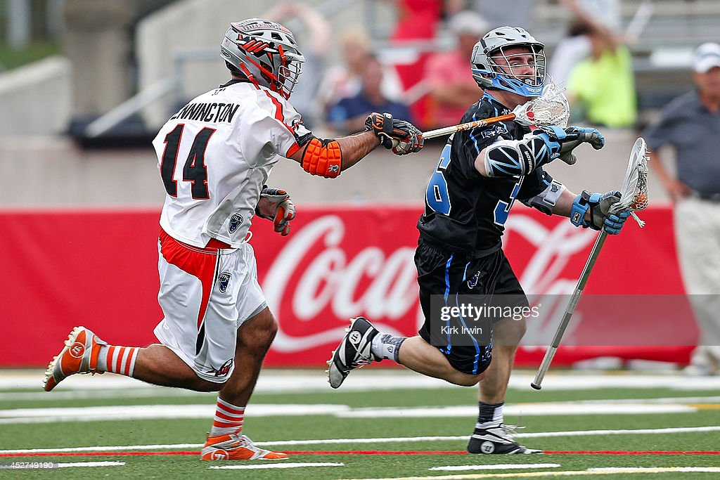 Denver Outlaws v Ohio Machine : News Photo
