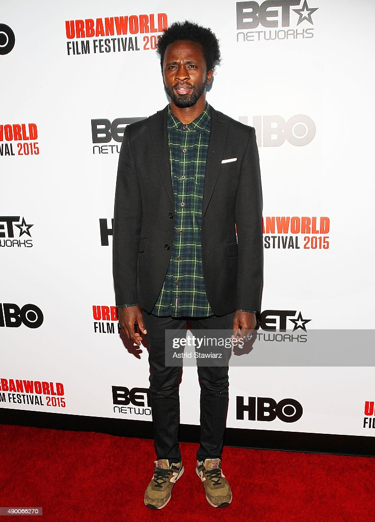 Justin RambertÊattends the 2015 Urbanworld Film Festival at AMC Empire 25 theater on September 25, 2015 in New York City.
