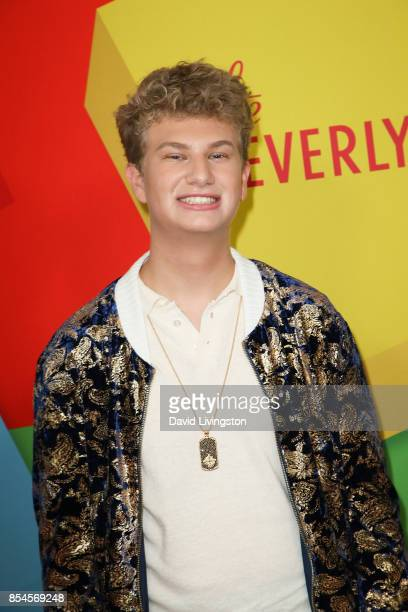 Justin Roberts attends the 7th Annual 2017 Streamy Awards at The Beverly Hilton Hotel on September 26 2017 in Beverly Hills California