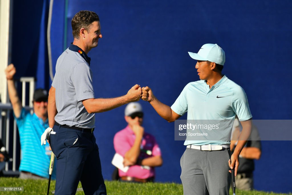 GOLF: JAN 28 PGA - Farmers Insurance Open : News Photo