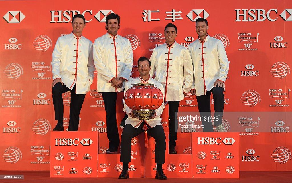 WGC - HSBC Champions: Previews : News Photo