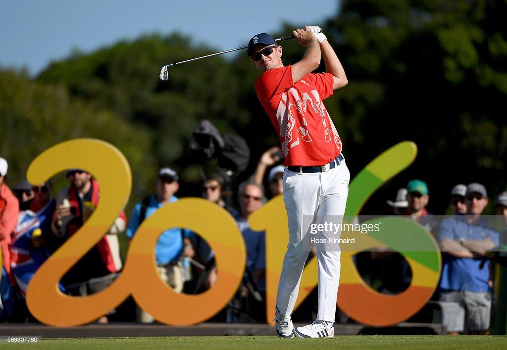 Golf - Olympics: Day 8 : News Photo
