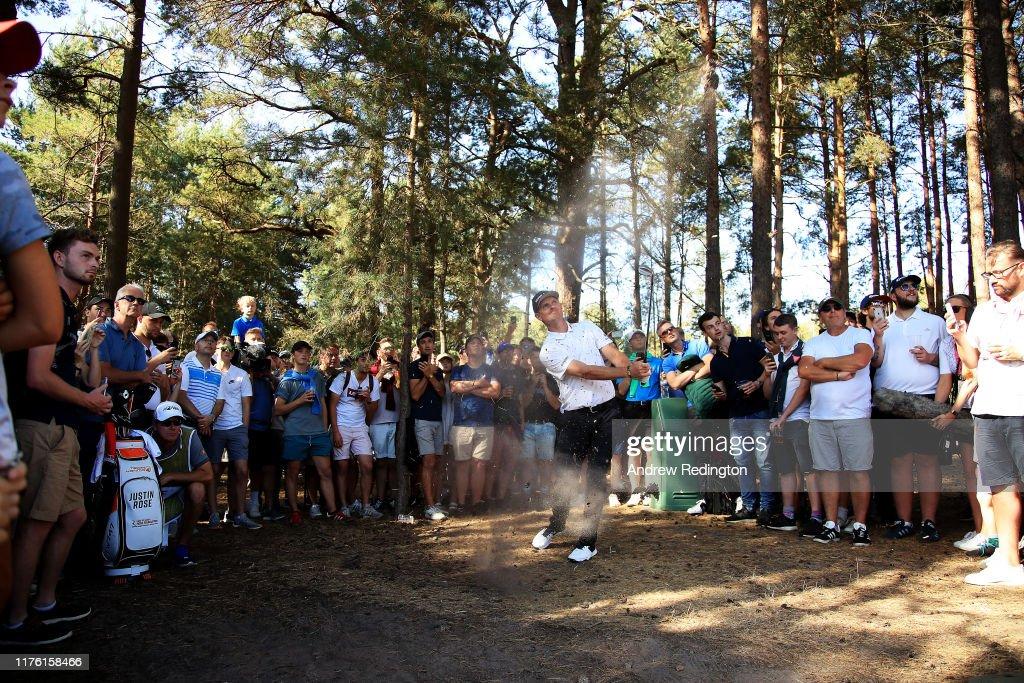 BMW PGA Championship - Day Three : ニュース写真