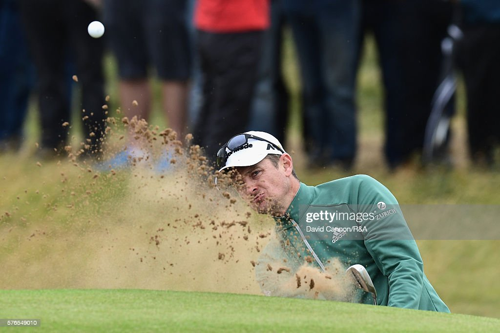 145th Open Championship - Day Three : News Photo