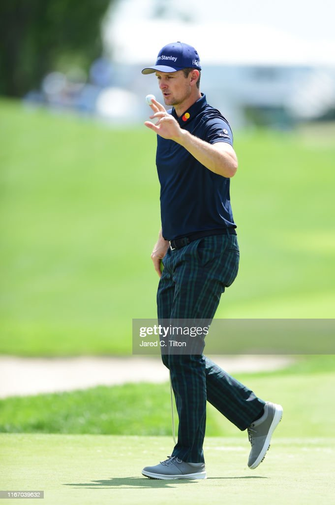 The Northern Trust - Round Two : News Photo