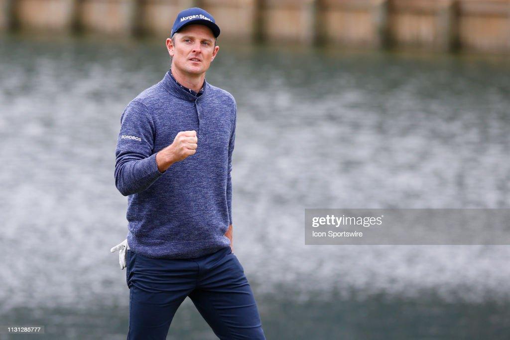 GOLF: MAR 17 PGA - THE PLAYERS Championship : News Photo