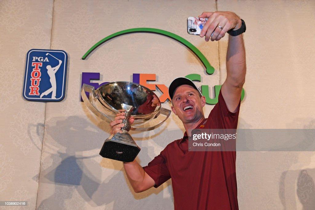 TOUR Championship - Final Round : News Photo