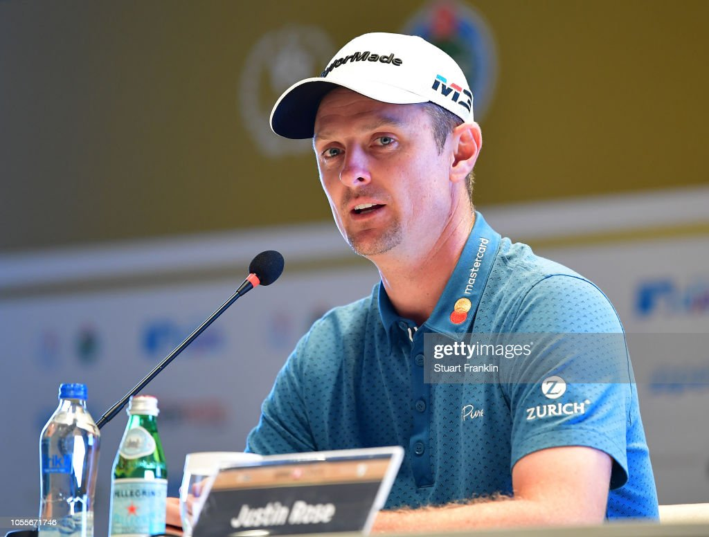 Turkish Airlines Open - Previews : News Photo