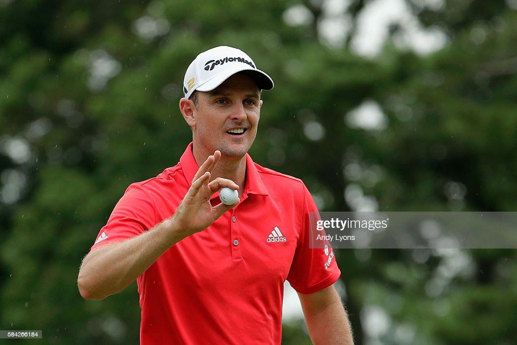 PGA Championship - Round One