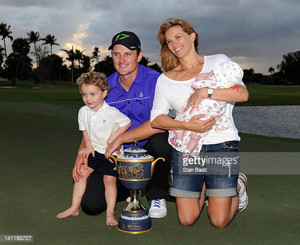 Justin Rose Wife Stock Photos And Pictures Getty Images