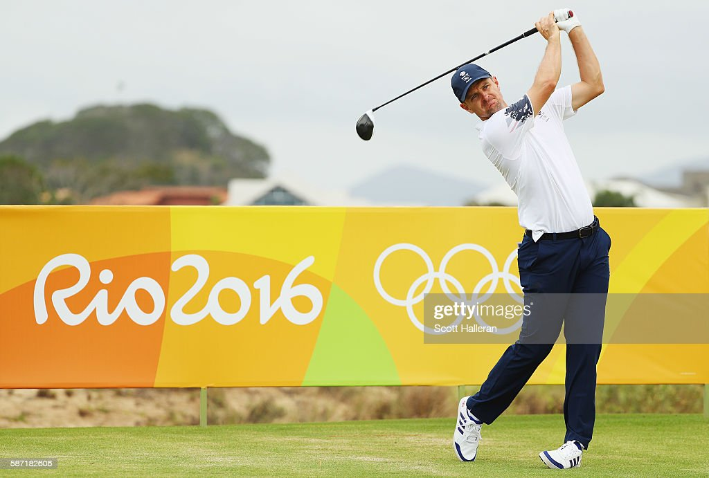 Golf Previews - Olympics: Day 3 : News Photo